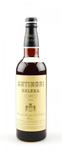 Wein 1966 Antinori Solera Vino da Dessert Dry