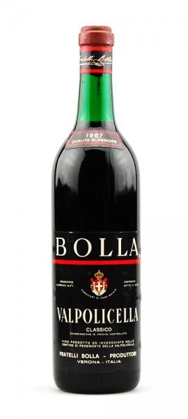 Wein 1967 Valpolicella Fratelli Bolla