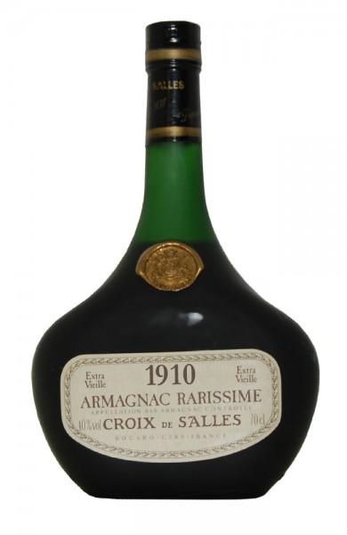 Armagnac 1910 Croix de Salles