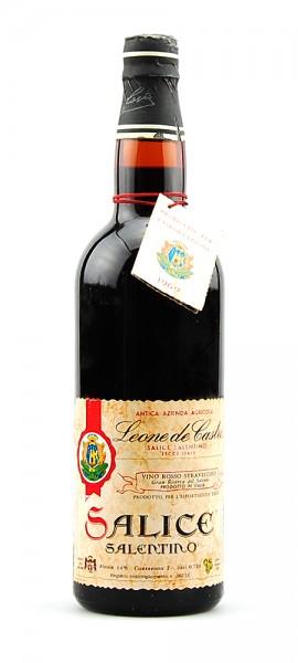 Wein 1969 Salice Leone de Castris Straveccio Salentino