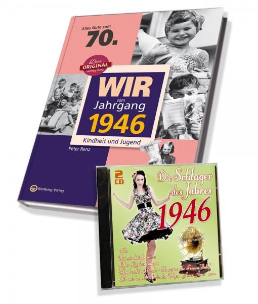 Zeitreise 1946 - Wir vom Jahrgang & Schlager 1946