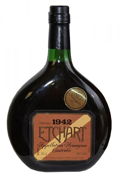 Armagnac 1942 Etchart