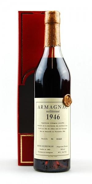 Armagnac 1946 Ryst-Dupeyron