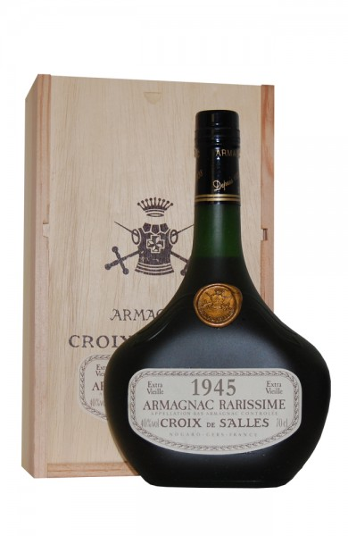 Armagnac 1945 Croix de Salles