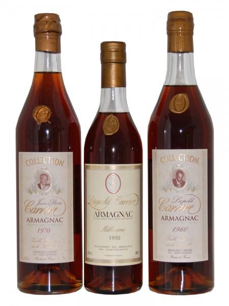 Armagnac 1968 Leopold Carrere
