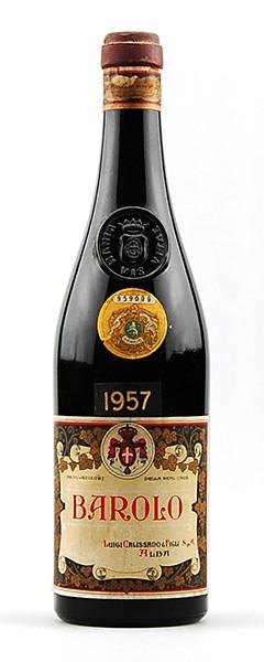 Wein 1957 Barolo Calissano