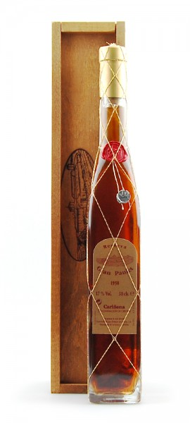 Wein 1958 Gran Parlet Reserva