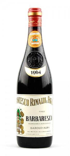 Wein 1964 Barbaresco Francesco Rinaldi