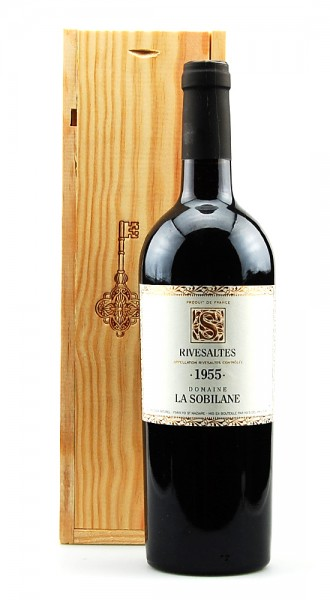 Wein 1955 Rivesaltes Domaine La Sobilane