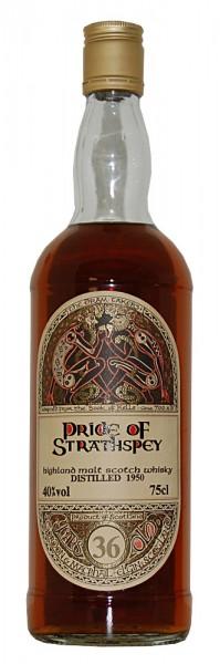 Whisky 1950 Pride of Strathspey Highland Malt