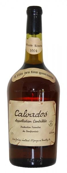 Calvados 1964 Calvados Gontier Grand Reserve 1,5 Liter