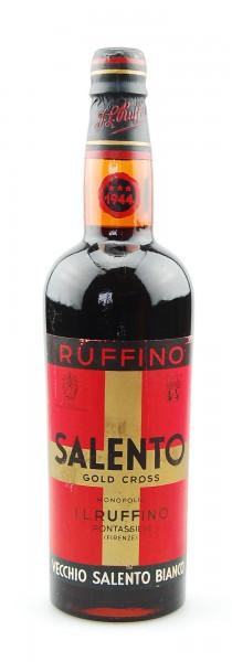 Wein 1944 Salento Ruffino Gold Cross Vino Liquoroso