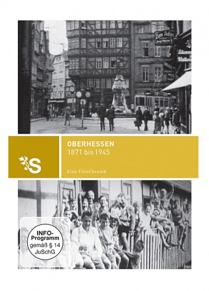 DVD 1871 - 1945 Chronik Oberhessen