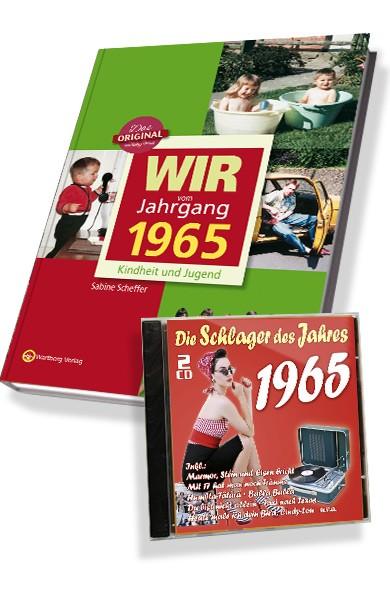 Zeitreise 1965 - Wir vom Jahrgang & Schlager 1965
