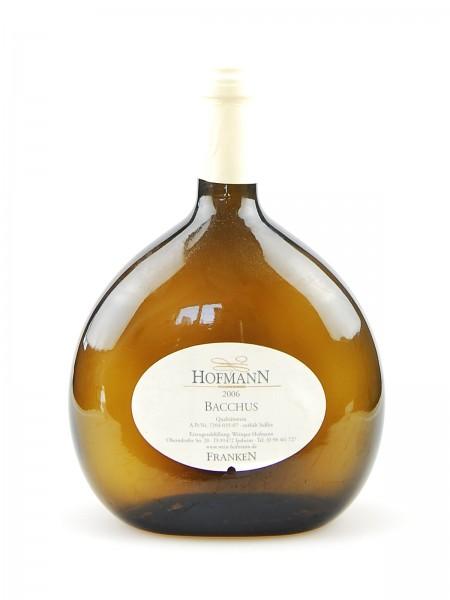 Wein 2006 Hofmann Bacchus Qualitätswein