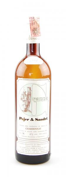 Grappa 1984 Chardonnay Pojer & Sandri