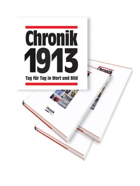 Chronik 1913 Jahrgangsband