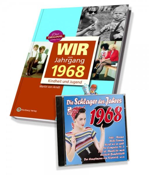 Zeitreise 1968 - Wir vom Jahrgang & Schlager 1968