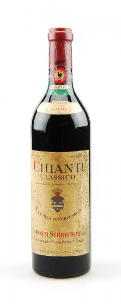 Wein 1966 Chianti Classico Conti Serristori