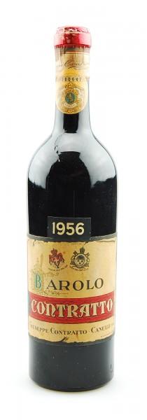 Wein 1956 Barolo Contratto
