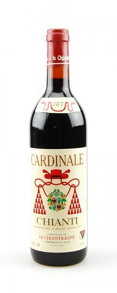 Wein 1977 Chianti Classico Cardinale Le Chiantigiane