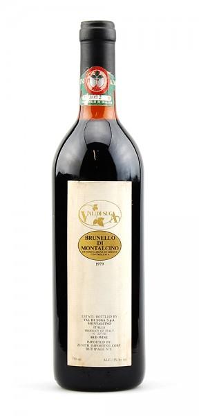 Wein 1979 Brunello di Montalcino Val di Suga
