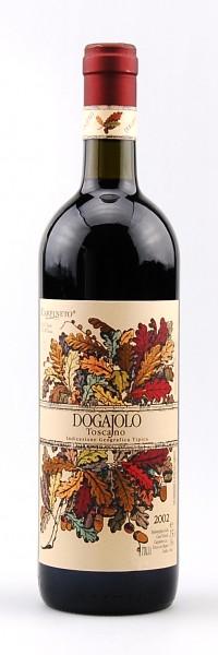 Wein 2002 Carpineto Dogajolo Rosso