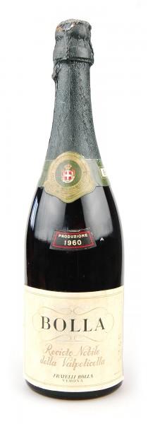 Wein 1960 Recioto Nobile della Valpolicella
