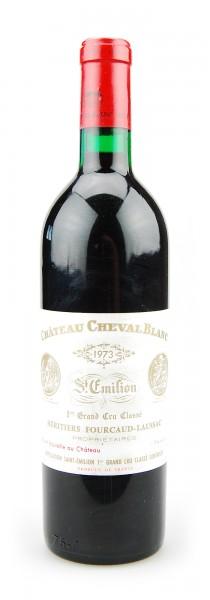 Wein 1973 Chateau Cheval Blanc 1er Grand Cru Classe