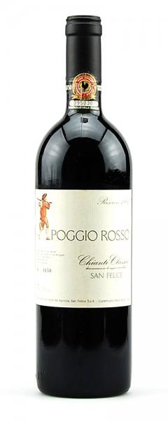 Wein 1981 Chianti Classico Riserva San Felice
