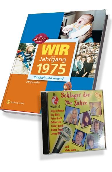 Zeitreise 1975 - Wir vom Jahrgang & Schlager der 70er