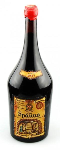 Wein 1967 Spanna Castello di Lozzolo Berteletti 3,8 Liter