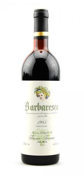 Wein 1985 Barbaresco Franco Fiorina Riserva