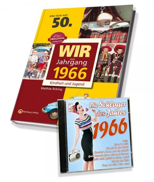 Zeitreise 1966 - Wir vom Jahrgang & Schlager 1966