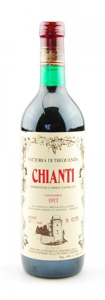 Wein 1977 Chianti Fattoria di Trequanda