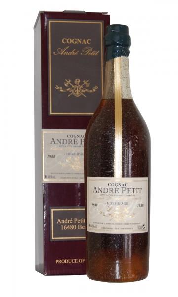 Cognac 1988 André Petit