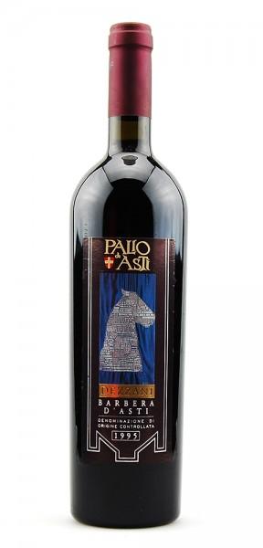 Wein 1995 Barbera d-Asti Dezzani