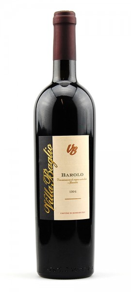Wein 1994 Barolo Villa Baglio