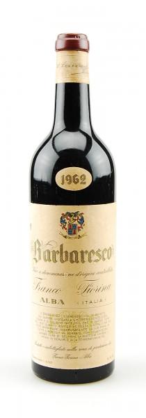 Wein 1962 Barbaresco Franco Fiorina