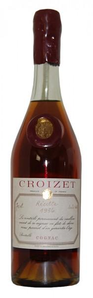 Cognac 1936 Croizet Grande Champagne