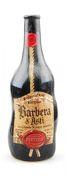 Wein 1991 Barbera d´Asti Lorenzo Bertolo