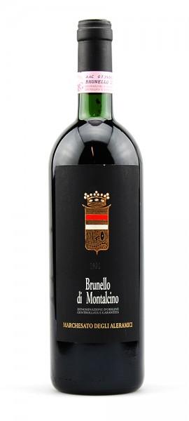 Wein 1994 Brunello di Montalcino Marchesato Aleramici