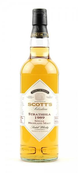 Whisky 1989 Strathisla Single Highland Malt Whisky