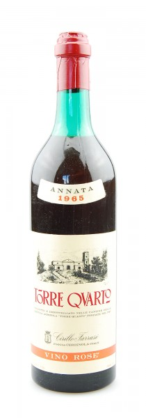 Wein 1965 Torre Quarto Vino Rose Farrusi