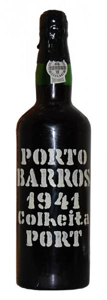 Portwein 1941 Barros Colheita