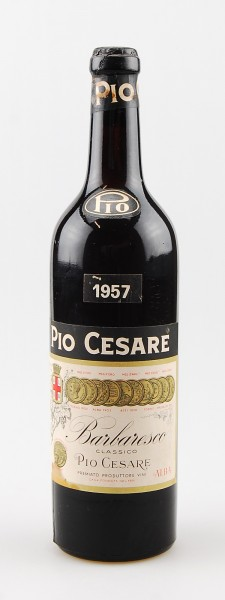 Wein 1957 Barbaresco Pio Cesare