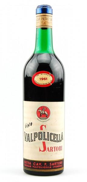 Wein 1961 Valpolicella Ditta Cav. P. Sartori
