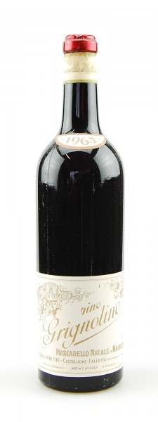 Wein 1965 Grignolino Mascarello