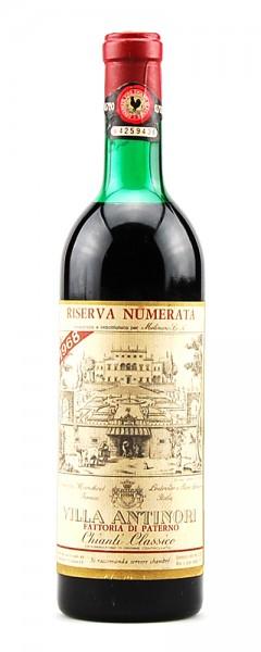 Wein 1968 Chianti Classico Riserva Villa Antinori