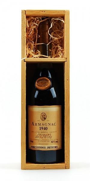 Armagnac 1940 Armagnac Charles de Squeyre Reserve